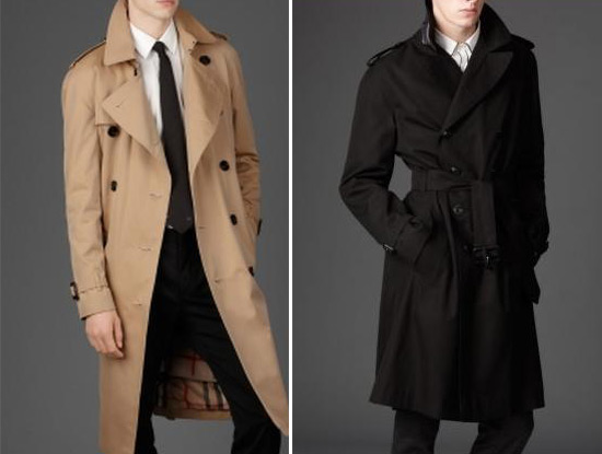 Trench coats for men | All about Trench coats for men